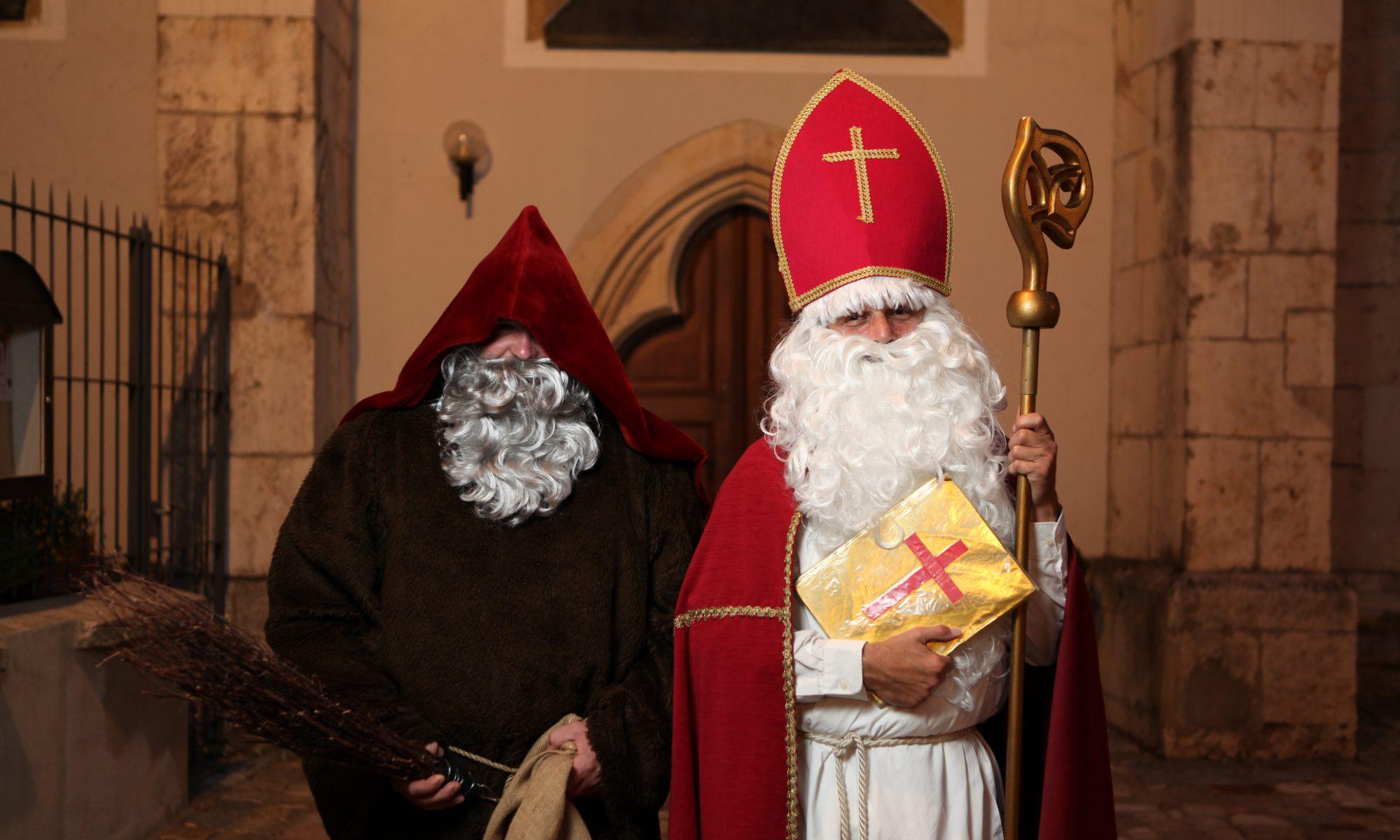 Der Nikolaus für Regensburg